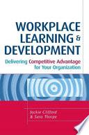 Workplace Learning & Development