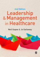 Leadership and Management in Healthcare Pdf/ePub eBook