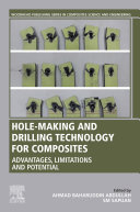 Hole-Making and Drilling Technology for Composites Pdf/ePub eBook
