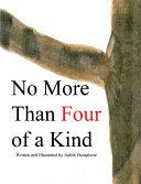 No More Than Four of a Kind Pdf/ePub eBook