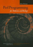 Perl Programming for Medicine and Biology