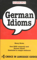 2001 deutsche und englische Redewendungen