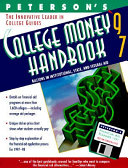 Peterson's College Money Handbook, 1997