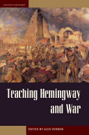Teaching Hemingway and War