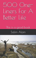 500 One Liners for a Better Life