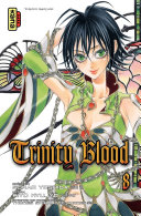 Trinity Blood - Tome 8 ebook