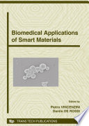Biomedical Applications Of Smart Materials Book PDF