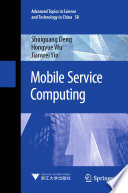 Mobile Service Computing