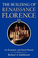 The Building of Renaissance Florence