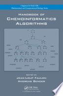 Handbook Of Chemoinformatics Algorithms Book PDF