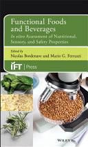 Functional Foods and Beverages Book