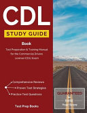 CDL Study Guide Book: Test Preparation & Training Manual for the ...