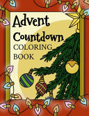 Advent Countdown Coloring Book