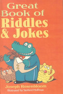 Great Book of Riddles   Jokes
