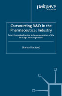 Outsourcing of R D in the Pharmaceutical Industry