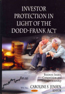 Investor Protection in Light of the Dodd Frank Act