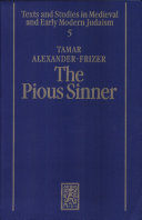 The Pious Sinner