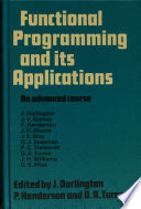 Functional Programming And Its Applications