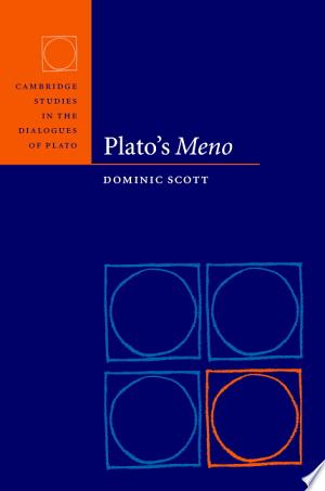 Download Plato's Meno Free Books - Read Books