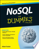 NoSQL For Dummies Book