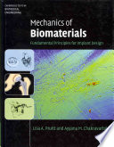 Mechanics of Biomaterials Book