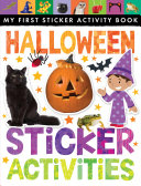 Halloween Sticker Activities