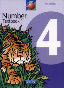 Abacus Year 4 Number Textbook 1 Malta