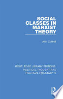 Social Classes in Marxist Theory