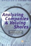 Investor's Guide to Analyzing Companies and Valuing Shares