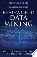 Real World Data Mining