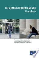 The Administration And You A Handbook