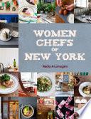 Women Chefs of New York Book