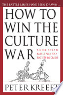 How to Win the Culture War