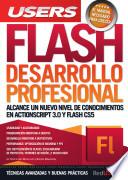 Flash: desarrollo profesional