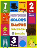 Numbers Colors Shapes Book PDF