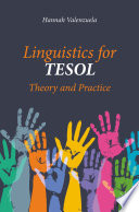 Linguistics for TESOL