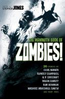 The Mammoth Book of Zombies Pdf/ePub eBook