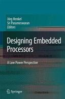 Designing Embedded Processors