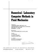 Numerical Laboratory Computer Methods In Fluid Mechanics Book PDF