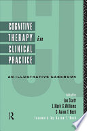 Cognitive Therapy In Clinical Practice Book PDF