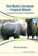 Stock Markets  Investments and Corporate Behavior