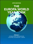 The Europa World Year Book 2008