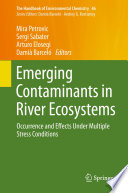 Emerging Contaminants in River Ecosystems Book