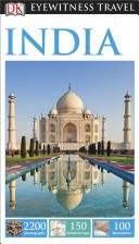 image of book cover of India travel guide