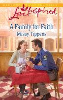 A Family for Faith  Mills   Boon Love Inspired