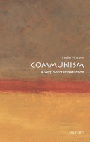 Communism  A Very Short Introduction