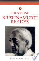 Second Krishnamurti Reader Book