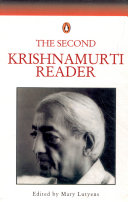 Second Krishnamurti Reader