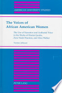 The Voices of African American Women
