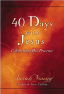40 Days With Jesus Pdf/ePub eBook